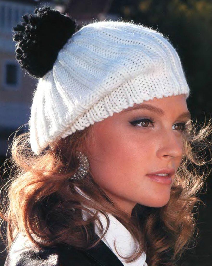 Модные вязаные шапки, шарфы, перчатки сезона осень-зима 2012-2013. Подборка